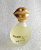 ULTRA RARE Mini Eau Toilette ✿ DALIMIX GOLD by DALI ✿ Vintage Perfume (8ml) FULL