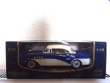 MIRA HOBBY CLASS DIE-CAST CAR 1/18 - 1955 BUICK CENTURY  (B8)