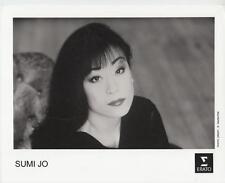 Sumi Jo- Music Publicity Photo