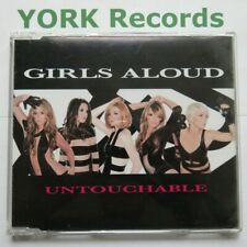 GIRLS ALOUD - Untouchable - Excellent Condition CD Single Polydor 2704479