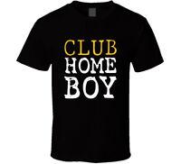 Club Homeboy T-shirt Tee Old School Bmx Hutch Haro Gt Dyno Skyway