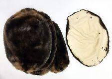 XL Tanned Alaskan Beaver Grade BVR-XLSLT - Hide/Fur - Minnesota Brand