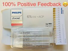 Philips Zoom Whitening 6% Daywhite , 3x Syringe Pack , Expiry 03/2021