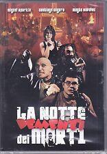 Dvd **LA NOTTE DEI MORTI DEMENTI** nuovo 2004