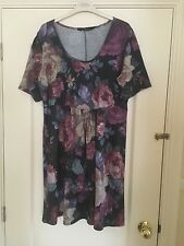 Gorgeous dress tunic top by YOURS size 16 18