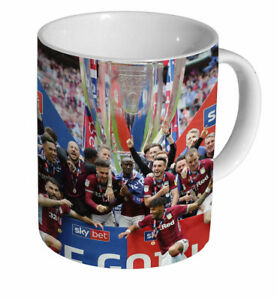 Aston Villa Championship Play Off Winners 2019 MUG