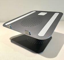 Laptop Stand Lifting Riser Holder Height Adjustable Aluminium & Cooling Bracket