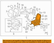 TOYOTA OEM 11-13 Corolla Passenger Seat-Seat Frame Right 7111002100
