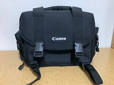 Canon Camera Bag with extra strap