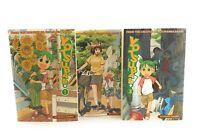 Yotsuba &! Vol. 1,2,3  Manga Graphic Novels Set English