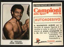 John Conteh (UK) Panini Boxing CARD 1973! NEW n.307! ▓
