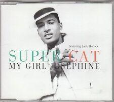 Super Cat My girl Josephine (1995, #6612552, feat. Jack Radics) [Maxi-CD]