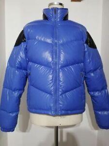 CALVIN KLEIN piumino puffer duvet jacket authentic down coat puffo size XL