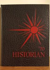 1970 Historian, The Churchill High School Yearbook Annual from Livonia, Michigan