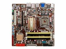 ASUS P5QL-EM, LGA775 Socket, Intel Motherboard and core 2 duo e8400