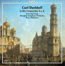 Cello Concertos 3 & 4, New Music