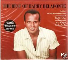 THE BEST OF HARRY BELAFONTE - 2 CD BOX SET