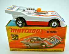 MATCHBOX SF N. 56b HI-TAILER ROSSA bodenpl. Tang. conducente TOP IN BOX