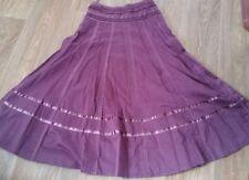Katies Machine Washable Regular Size 100% Cotton Skirts for Women