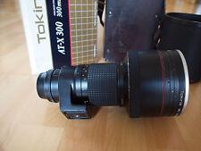 Nikon Tokina AT-X SD 300mm 1:2 .8