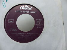 LITTLE RIVER BAND Lonesome loser / shut down turn off SP 1077 PROMO