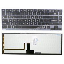 Genuine New Toshiba Satellite U845T U845W U925T US Keyboard With Frame Backlit