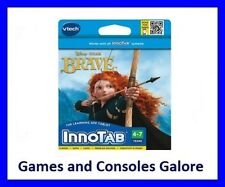 New!! Vtech InnoTab 2 Brave Game and E-Book