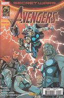 SECRET WARS AVENGERS N° 1 Marvel France Panini comics