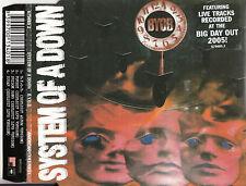 SYSTEM OF A DOWN B.Y.O.B CD Single
