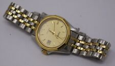 Ladies Tissot PR100 2-Tone Stainless Steel Swiss Quartz Wristwatch P332/432