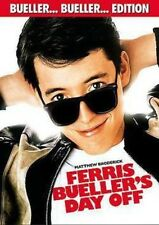 Ferris Bueller's Day Off (2017, DVD New)