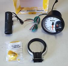 "SALE Auto Meter 7599 Phantom II Shift Lite Light Tachometer 5"" 0-10000 RPM Tach"