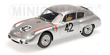 PORSCHE 356 B 1600 GS Carrera GTL Abarth Targa Florio Herrmann L Minichamps 1:18