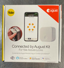 Yale Security AYR202-CBA-KIT Connected by August Upgrade Kit for Assure Locks -