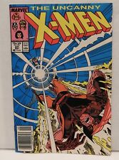 The Uncanny X-Men # 222, First Appearance of Mister Sinister ( 1987 )