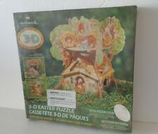 Hallmark Casse-Tete 3-D Easter Puzzle - over 50 pieces - Sealed