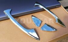 UNICUS CHROME Door Handle Trims for Mercedes C209 A209 CLK R171 SLK CLC W203