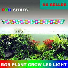 Chihiros Rgb Full Spectrum Series de acuario peces tanque planta crecer Luz LED nos Sel