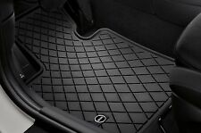 OEM MINI Cooper Hardtop Convertible All Weather Rubber Floor Mats FRONT ONLY