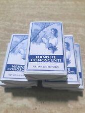 3 Mannite Conoscenti Bars New