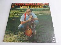 Leroy Pullins Funny Bones & Hearts LP 1967 Kapp Stereo Shrink Vinyl Record