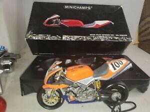 Minichamps Ducati 996r Superbike 2001 Neil Hodgson