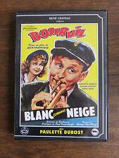 DVD René Chateau  BOURVIL BLANC COMME NEIGE Film de Berthomieu