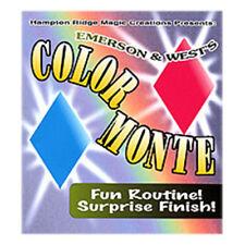 Euro Color Monte Royal - Trucchi con le carte