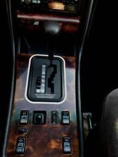 D Mercedes C126 W126 Serie 2 Chrom Rahmen für Schaltung - Edelstahl poliert