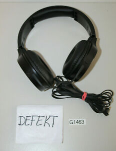 Pioneer SE-MJ722T-T On-Ear-Kopfhörer mit Kabel *defekt* (G1463-R65)