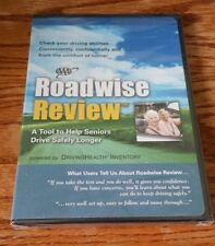 Roadwise Review (PC CD-ROM, 2004) senior citizen driving safety BRAND NEW