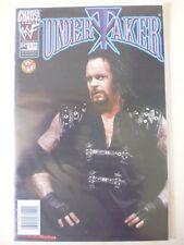 Undertaker Comic Issue 5. RARE VARIANTE Photo couverture. CHAOS COMICS. Août 1999