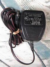 Texas Instruments Class 2 Transformer Power Supply Charger AC 9176 DC 3V