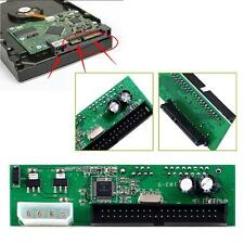 SATA TO PATA IDE Converter Adapter Plug&Play 7+15 Pin 3.5/2.5 SATA HDD DVD DI